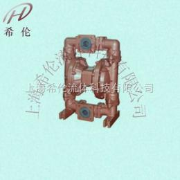 QBYQBY襯膠氣動隔膜泵