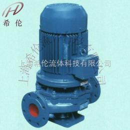 ISGISG立式管道离心泵