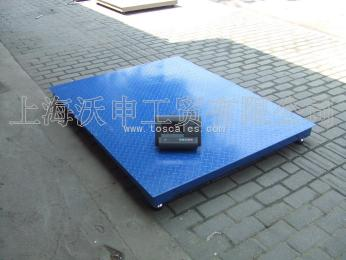 SCS上海电子地磅,小型电子地磅秤