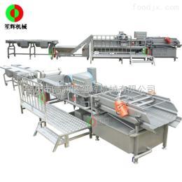 WL-24豪华型紫外线消毒的涡流式洗菜机