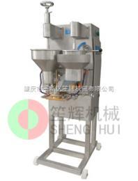 XB-500供应包心肉丸机,鱼排蟹饼成型机,多功能火锅料成型机XB-500