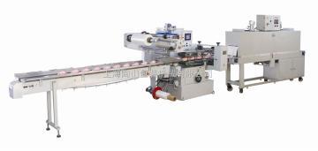 TSR枕式收缩包装机
