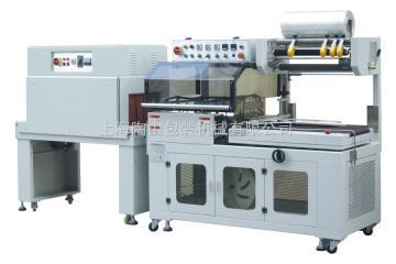 TS-400LB+TS400-4525B新款高配置全自動L型封切+收縮包裝機