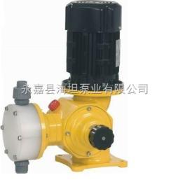 DJD系列計量泵 DJD系列機械隔膜式計量泵