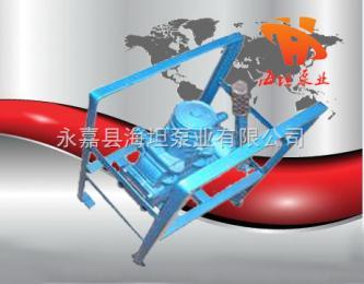 ZH-100A型手搖泵鑄鐵材質,ZH-100A型手搖計量加油泵