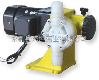 DJL系列計量泵 DJL系列隔膜計量泵