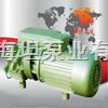 XD型真空泵概述 XD型單級旋片式真空泵