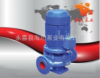 海坦牌厂家生产,ISG型立式离心式管道泵