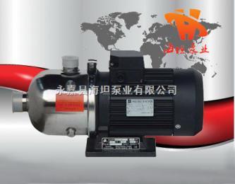 CHL型山西CHL型不銹鋼輕型多級離心泵