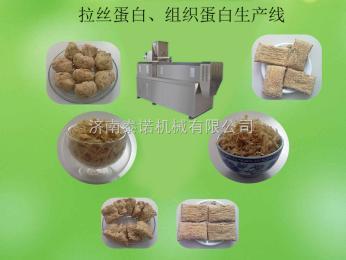 高效大豆拉丝蛋白生产设备【食品机械设备】