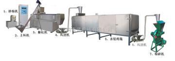 變性淀粉生產線加工設備—濟南泰諾機械