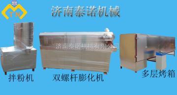 济南泰诺机械拉丝蛋白设备制造厂、豆制品机械加工基地