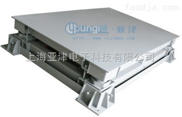 电子称可定制电子地磅物品测量50吨三层缓冲地磅秤