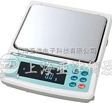 gx-800AND GX-800系列精密電子天平  巧妙設計前置易開啟門控系統百年專研精品鑄造-N