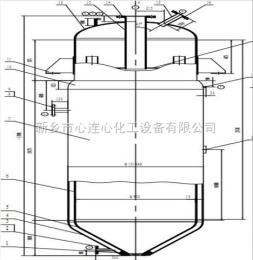 DN900/DN1000熔硫釜 手機: