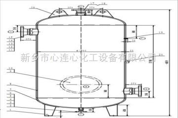 0.5-50立方CNG天然气缓冲罐