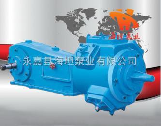 W型往復式真空泵