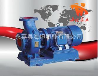 防爆离心泵|不锈钢离心泵|ISW型卧式管道离心泵