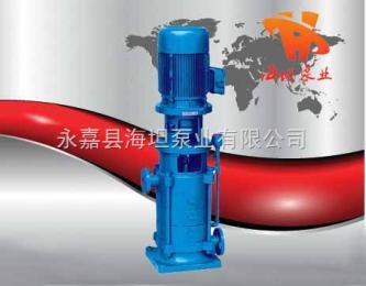 立式管道泵|DL系列立式多级离心泵