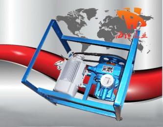 油泵制造,油泵原理,JB-70型電動、手搖二用計量加油泵