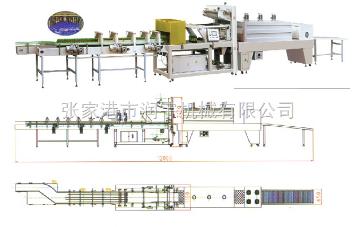 RYMBJ全自动热收缩包装机