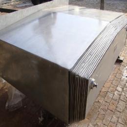 數控機床導軌鋼板防護罩