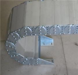加厚深碳电缆承重型钢制拖链