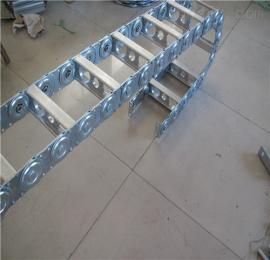 机床护线钢铝拖链