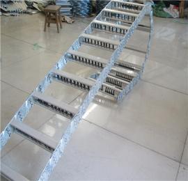 钢厂机床穿线钢铝拖链