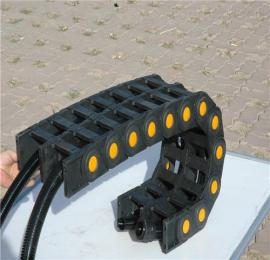 桥式穿线工程塑料拖链规格