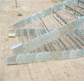 承重型钢制拖链制造厂