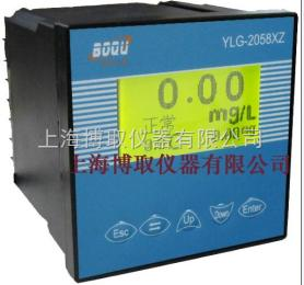 YLG-2058XZ中文余氯在线测定仪