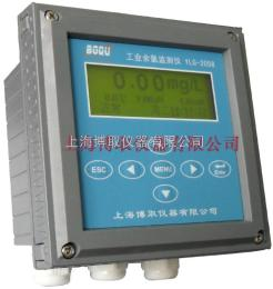 YLG-2058中文在線余氯分析儀