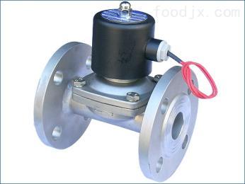 2S400-40F不锈钢法兰式电磁阀