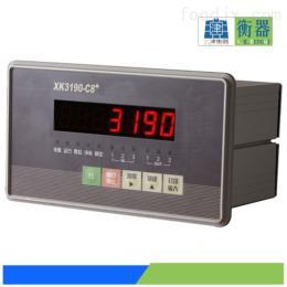 可控制稱重顯示器,XK3190-C8稱重儀表