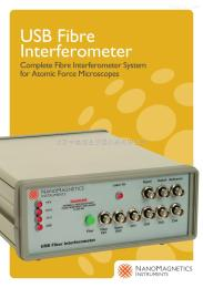 USB Fibre Interferometer USB光纖干涉儀