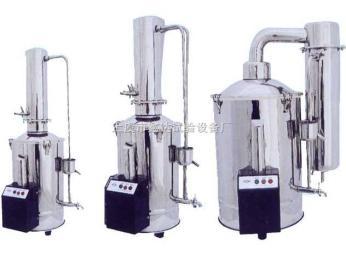 每小时5升 10升 20升不锈钢电热蒸馏水器