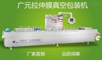 420DZDL全自动拉伸膜包装机全自动拉伸膜真空包装机