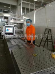 DLZ-520/420/320双面彩膜拉伸全自动真空包装机