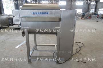 BX-100厂家直销全自动 馅双绞龙拌馅机搅拌设备