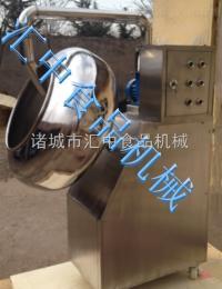 D600包衣机 冷热风包衣 成型设备 糖果巧克力加工成型