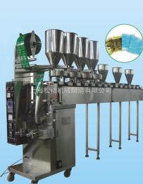 SJ-40D八宝粥材料包装机/颗粒自动灌装机