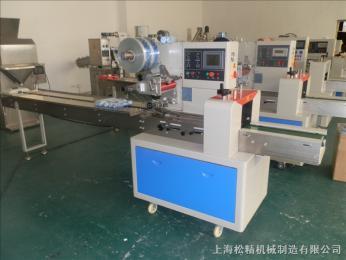 SJ-250B茶叶蛋包装机/果脯带小托盘包装机械