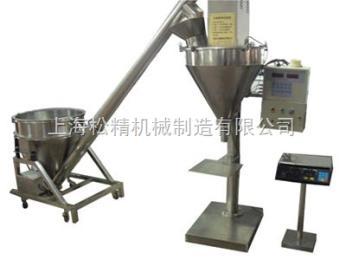 SJ-5专业制造豆奶粉自动充填机/粉末包装设备