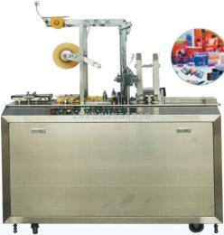 SJ-2001三维透明膜包装机