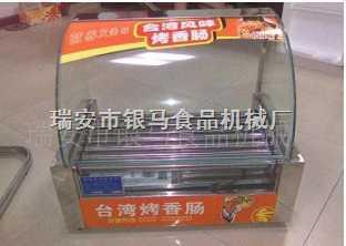 HS-7臺灣烤腸 熱狗機