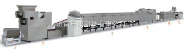 XBF-III小型方便面生产线