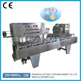 BHJ-4 酸奶灌裝機