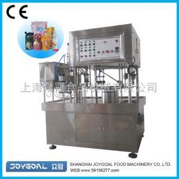 ZLD-2B 洗涤化工液料灌装机