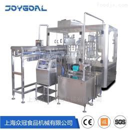 ZLD-4A上海眾冠全自動洗衣液自立袋灌裝旋蓋機